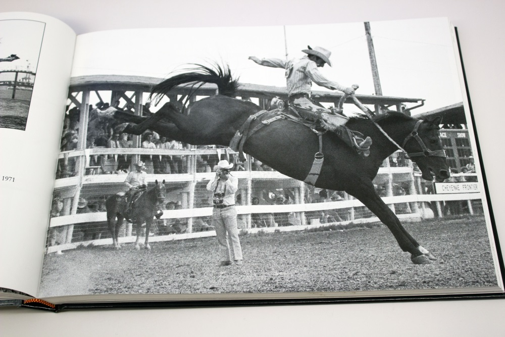 Through The Lens Of Jerry Gustafson Gustafson Rodeo